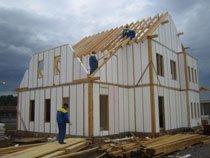 каркасное строительство домов Санкт-Петербург