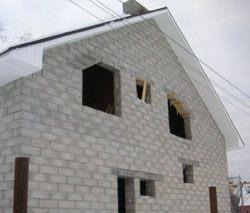 Качественный и недорогой дом из пеноблоков, кирпича, бруса в городе Санкт-Петербург, можно заказать в нашей компании профессиональных строителей СтройСервисНК