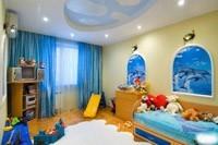 Отделка детской комнаты в Санкт-Петербурге