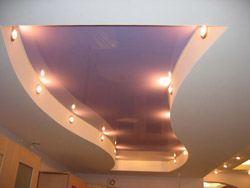 Ремонт и отделка потолков в Санкт-Петербурге. Натяжные потолки, пластиковые потолки, навесные потолки, потолки из гипсокартона монтаж