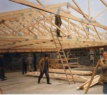 Строительство крыш в Санкт-Петербурге и пригороде, строительство крыш под ключ г.Санкт-Петербург